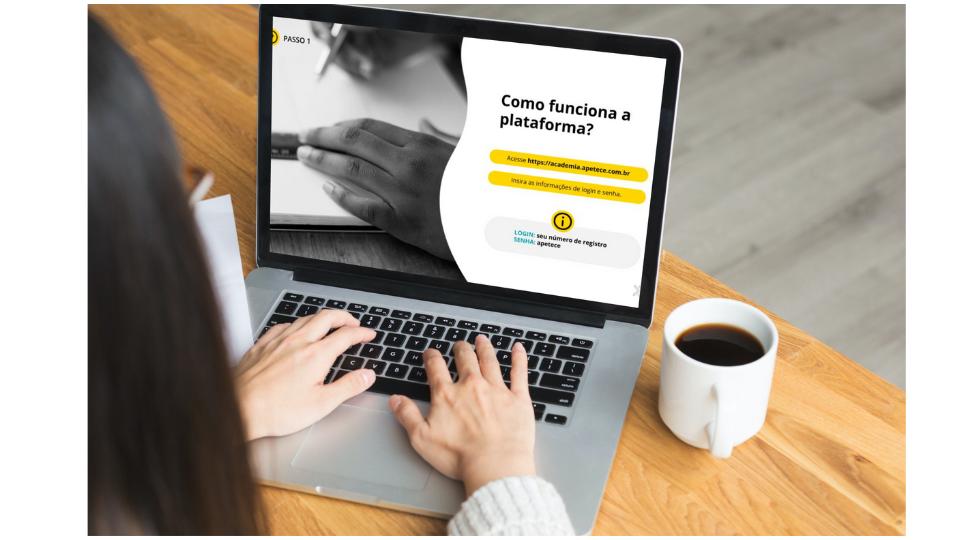 Plataforma de treinamento online